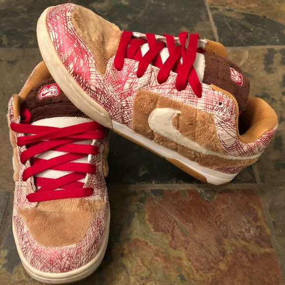 Nike Dunk low SB 6.0 Air Mogan Premium shoes
